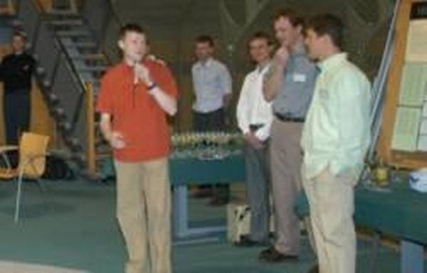 1. narozeniny EduCity - 2004