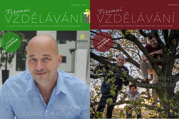 e-časopis Firemní vzdělávání