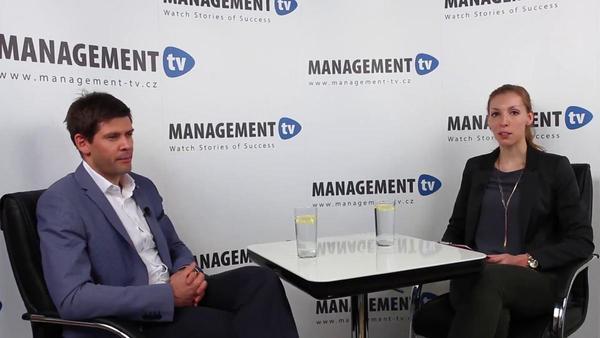 Jan Marek v Management TV: Úspěchem je, když se s námi účastník kurzu začne dohadovat